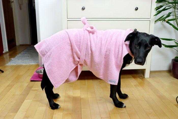 ručnik pregača za pse