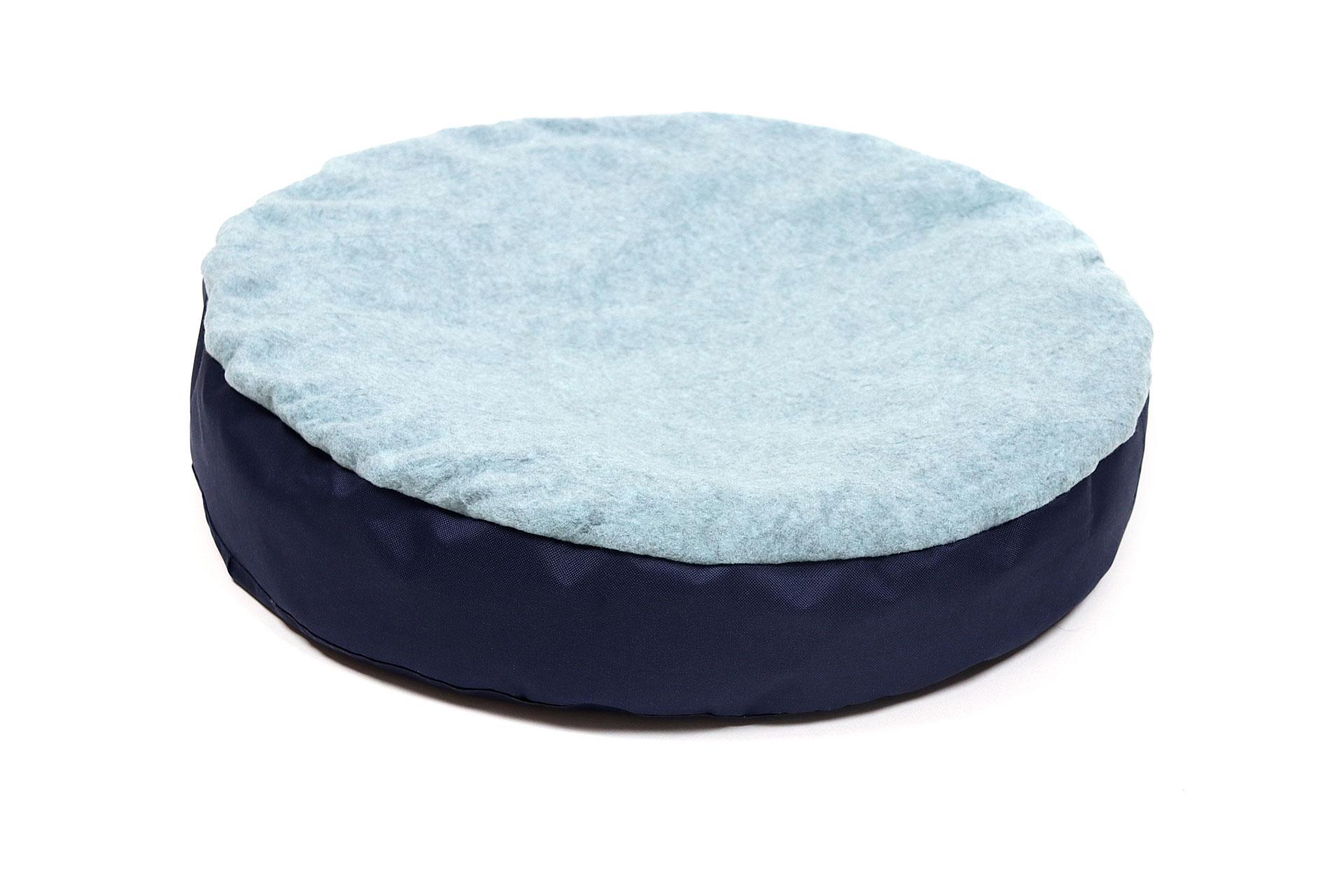 krevet i jastuk za pse špilja